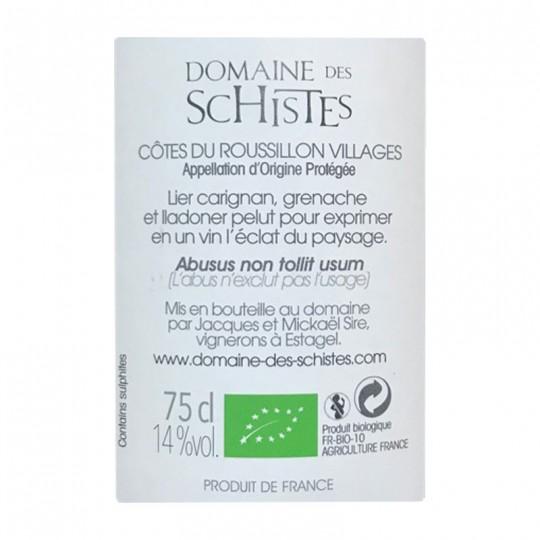 Domaine des SCHISTES - ESSENCIAL ROUGE